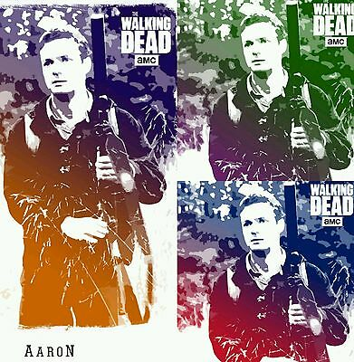 [DIGITAL] Topps The Walking Dead Card Trader - ILLUSTRATED - Aaron