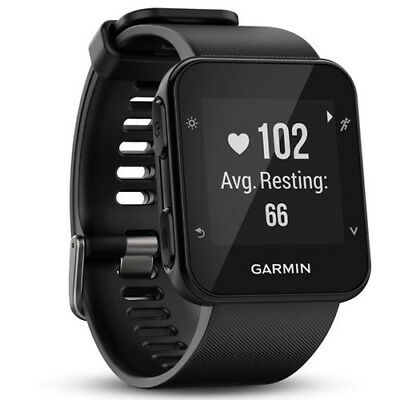 Garmin 010-01689-00 Forerunner 35 Black with GEN GARMIN  WARRANTY
