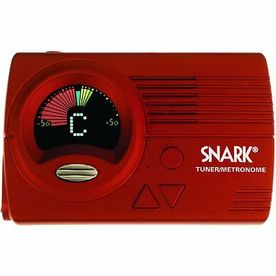 Snark - All Instrument Chromatic Tuner and Metronome. SN-4
