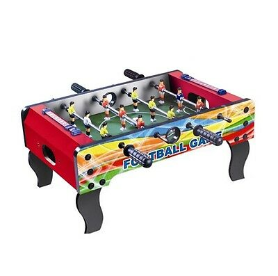Table Foosball Game Set Table Soccer Football Kit Arcade Game Kid's Toy Gift