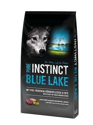 PURE INSTINCT Blue Lake Adult mit Huhn u. Ente 12kg