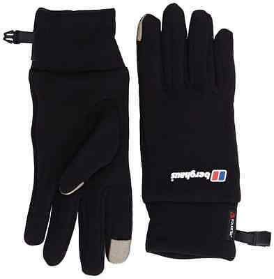 Berghaus Touch Screen Gloves Black 2X-Large
