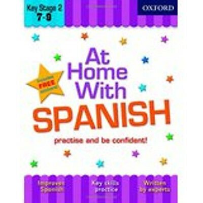 At Home with Spanish (7-9), New, Irwin, Janet Book
