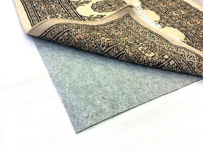 PREMIUM - RUG GRIPPER Underlay for All Natural Wood & Hard FLOORS Anti-Slip Rug