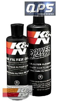K&N Air Filter Care Service Kit / Recharger Kit - Squeeze - 99-5050