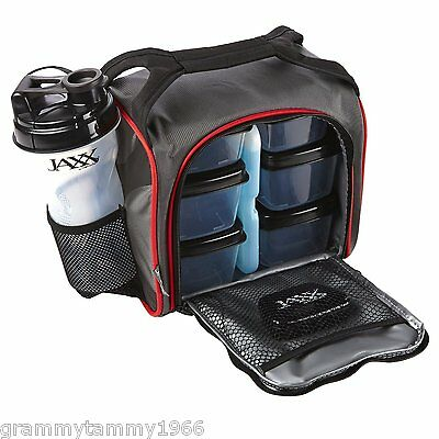 Lunch Bag Insulated For Men Lunchbox Thermal Work Storage Container Handbag NEW!