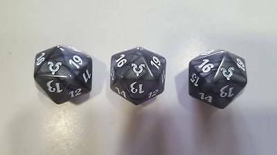 1x Dice DADO D20 Spindown Lifecounter mtg Avacyn Restored - Ritorno Avacyn AVR