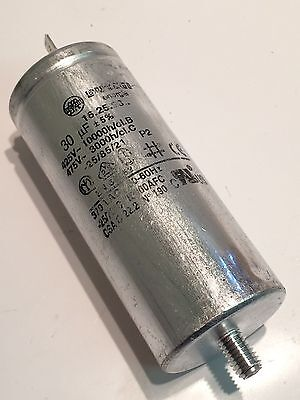 10x 30UF 475V  INDUSTRIAL QUALITY MOTOR CAPACITOR BY DUCATI -FIT THE BEST! fba32