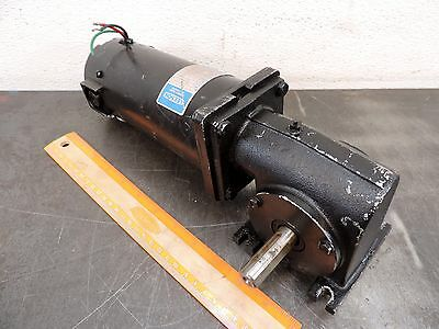 Leeson CM34D25NZ25A Electric Gear Motor 90 VOLT DC 62 RPM Lorad StereoGuide