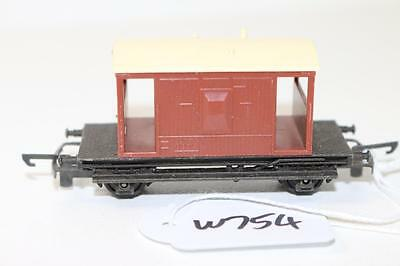 Triang Railways TT Scale T72 brake van Freight wagon W754