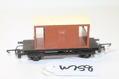 Triang Railways TT Scale T72 brake van Freight wagon W758