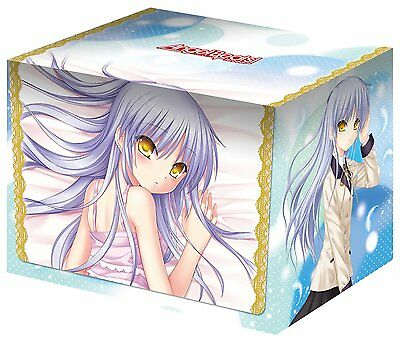 Angel Beats 1st Beat Tenshi Anime Character Card MAX Deck Box Case Divider V3