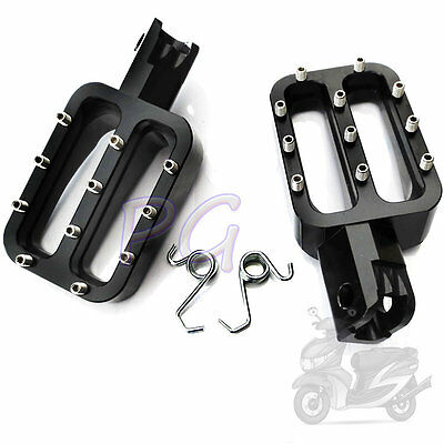 Cnc Racing Footresrs Footpegs Foot Pegs Pit Bike Xr50 Crf50 Sdg Ssr 107 110 125