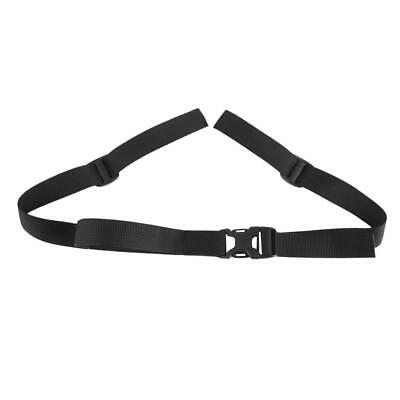 Outdoor Backpack Luggage Strap Adjustable Buckle Tied Band Fixed Belt Band