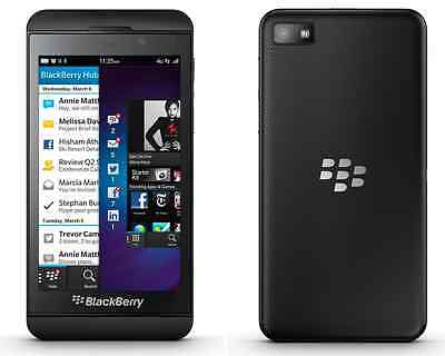 BlackBerry Z10 - 16GB - Black ( Unlocked) - Smartphone