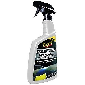 Ultimate Wash & Wax Anywhere. G3626EU