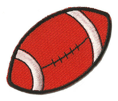 Ecusson brodé patche Football rugby US Foot américain patch