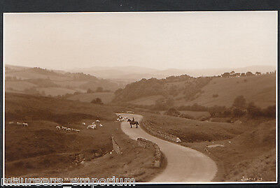 Wales Postcard - Mountain View, New Radnor    A2788