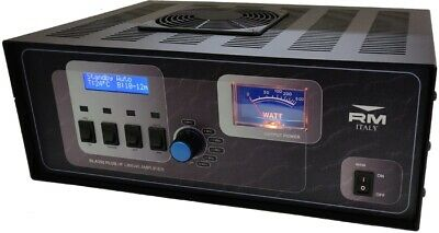 LINEAR AMPLIFIER - RM BLA 350 (1.8-30MHz) ALL MODE 300W - NEW VERSION