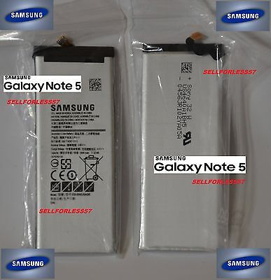 GENUINE ORIGINAL SAMSUNG BATTERY BN920ABE FOR GALAXY NOTE 5 3000mAh N920