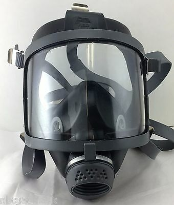 Scott/SEA Domestic Preparedness Front Port (FP) 40mm NATO NBC Gas Mask NEW