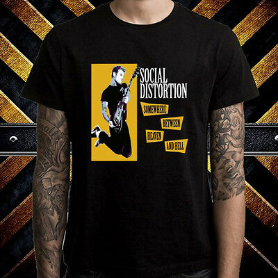 T/_shirt-SIZES:S to 6XL Social Distortion American punk rock band