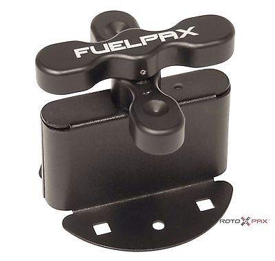 FuelpaX DLX Pack Mount Polaris RZR Gas Fuel Container Can Gas Can Mount
