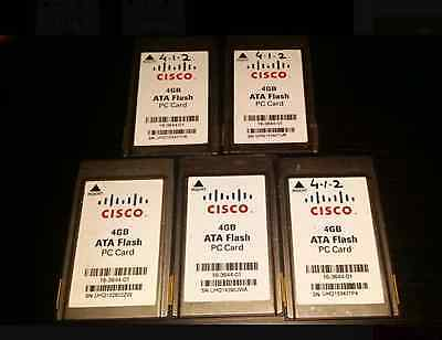 Cisco 4GB ATA Flash PC Card