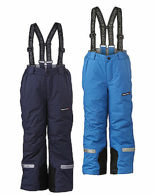 Lego Tec Wear Pax 670 Kids Ski Pants Salopettes Girls Boys Insulated