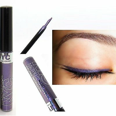 NYC Metallic Liquid Eyeliner (862 Serpentine Purple ) NEU&OVP
