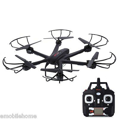 MJX X601H WiFi FPV 720P CAMERA 2.4G 4CH 6-Axis Gyro Hexacopter 3D Rollover