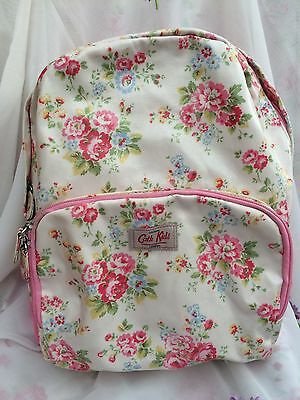 cath kidston kids floral backpack picclick uk. Black Bedroom Furniture Sets. Home Design Ideas