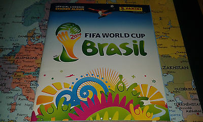 Album Complet Panini Fifa Wold Cup Brasil 2016