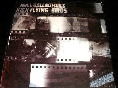 """12"""" EP NOEL GALLAGHER'S HIGH FLYING BIRDS songs from great white RSD 2012 OASIS"""