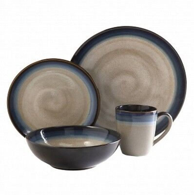 Gibson Elite Talbot 16pc Dinnerware Set
