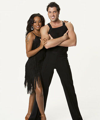 Melanie Brown and  Maksim Chmerkovskiy photo - E938 - Dancing With The Stars