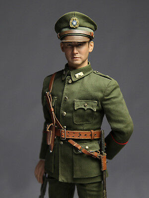 1/6 scale GJ001 General ZHANG LINGFU Japan 12 inch action Figures World War 2