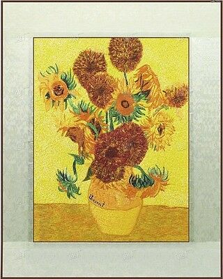 "2016 New Finished completed Embroidery""Van Gogh's painting""decor"