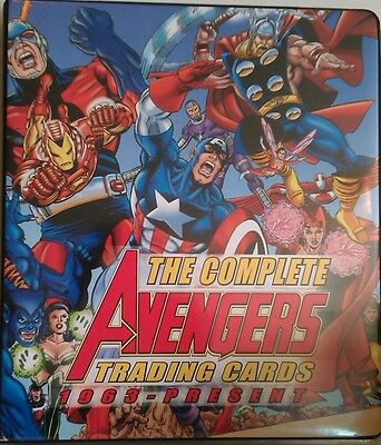 The Complete Avengers Master Set + extras