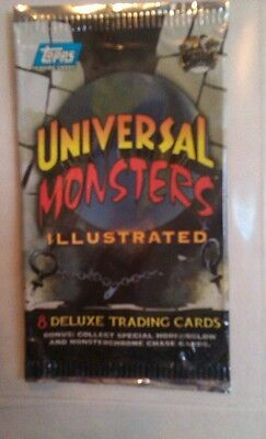 Universal Monsters Illustrated Master Set