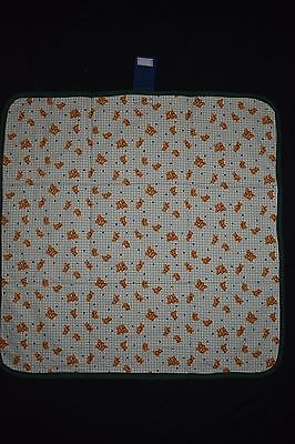 Teddy Bear Baby change mat - handmade