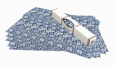 William Morris Lavender Scented Drawer Liners - Pinks & Rose Design