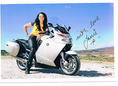 Jane Omorogbe -  English Model and Actress Signed Photograph 7  x 5