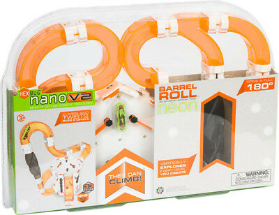 HEXBUG 477-4438 - Nano V2 Neon Barrel Roll