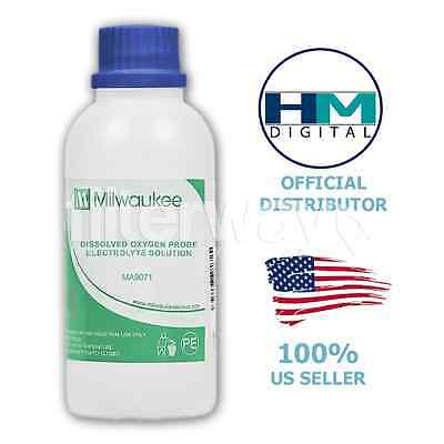 Milwaukee Instruments Ma9071Oxygen Membrane Electrolyte Solution, 230Ml