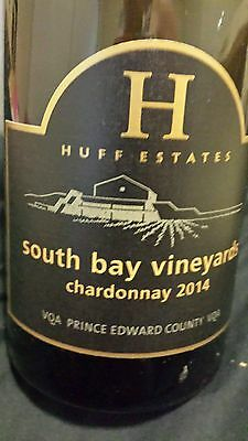 Huff estates Chardonnay 2014, 10 AVAILABLE