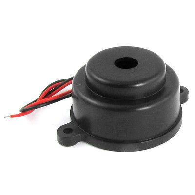 DC 6-24V 2 Wire Industrial Electronic Discontinuous Sound Buzzer 60dB N3
