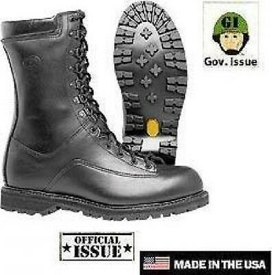 Matterhorn US Army Military GORETEX Boots Leather Size 46