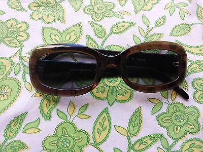 VINTAGE 1960s style sunglasses MOD POLICE made in ITALY retro sunnies