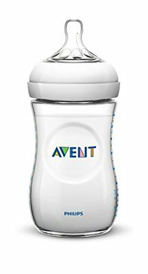 Philips AVENT BPA Free Natural Polypropylene Bottle, 9 Ounce, 1 Pack